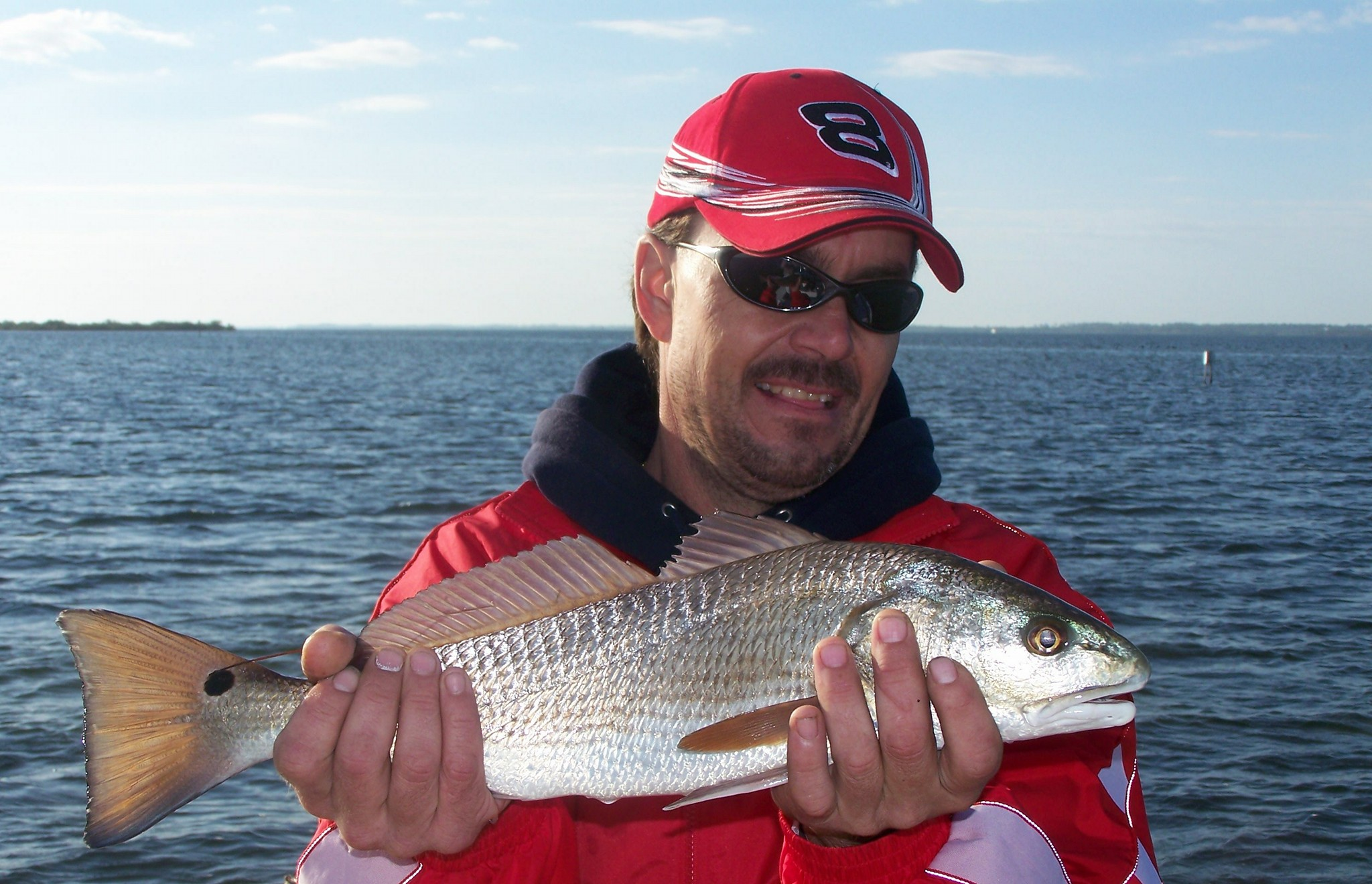 Central Florida Flats Fishing Charter - TailsOf2Spots