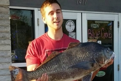 Tails of 2 Spots Fishing Charters